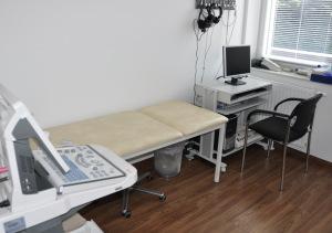 Behandlungszimmer